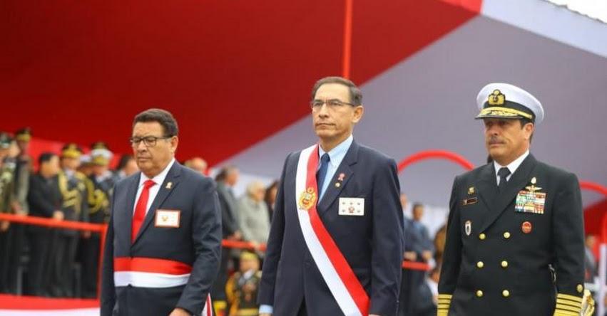 EN VIVO: Mensaje a la Nación (28 Julio) y la Gran Parada y Desfile Cívico-Militar (29 Julio) Cobertura Especial [PROGRAMACIÓN FIESTAS PATRIAS 2019] TV Perú HD - www.tvperu.gob.pe