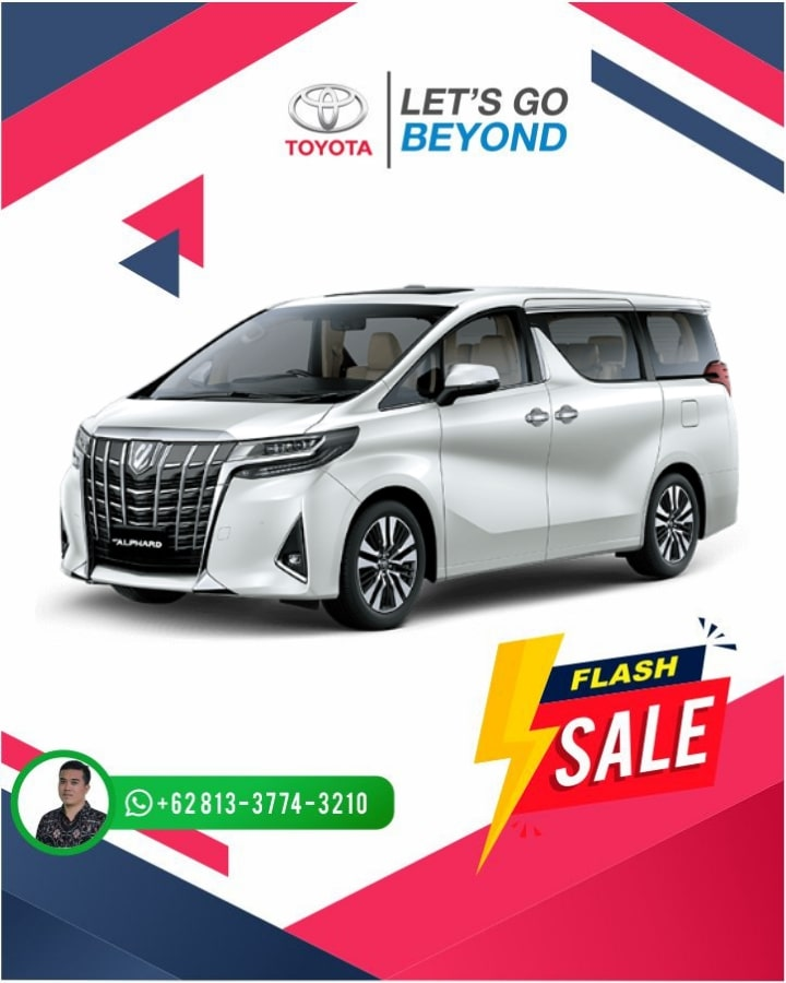 Harga Promo Toyota Alphard Bali