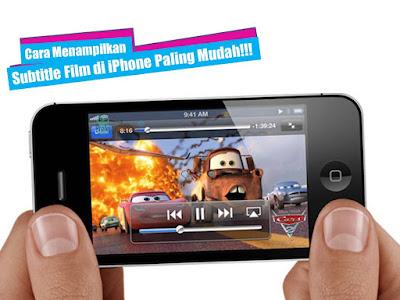 Cara Menampilkan Subtitle Film di iPhone Paling Mudah
