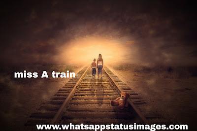 Miss U Train Images