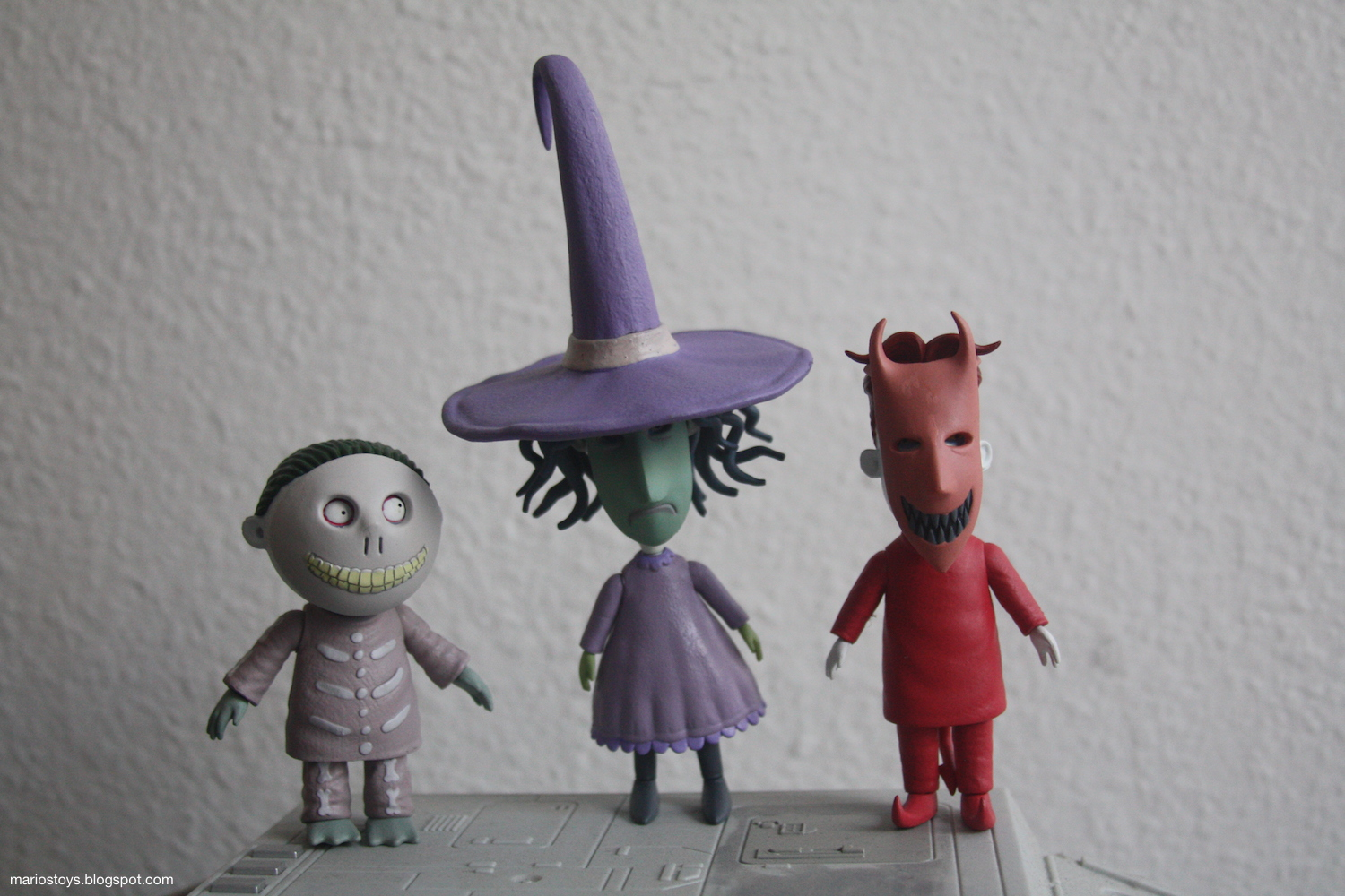 A Year of Toys: #102: The Nightmare Before Christmas - Lock, Shock ...