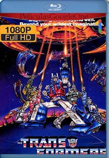 Transformers: La Pelicula[1986] [1080p BRrip] [Latino- Ingles] [GoogleDrive] LaChapelHD