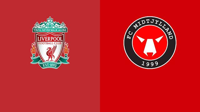 موعد مباراة ليفربول ضد ميتلاند والقنوات الناقلة الثلاثاء 27 أكتوبر 2020 في دوري أبطال أوروبا