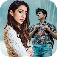 Selfie Photo With Sara Ali Khan Apk free Download for Android