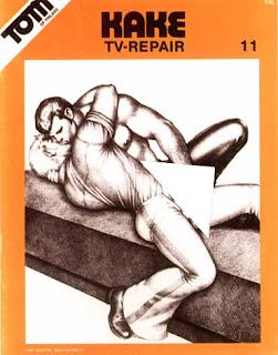 Tom of Finland Kake 11: TV-Repair
