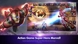 MARVEL Future Fight Apk Terbaru 2018