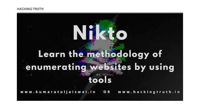 Knowledge about Nikto