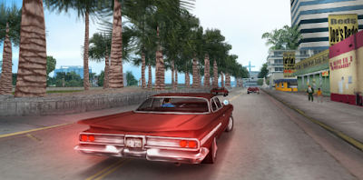 Grand Theft Auto: Vice City Review for the Playstation 2 (PS2), XBox and the PC