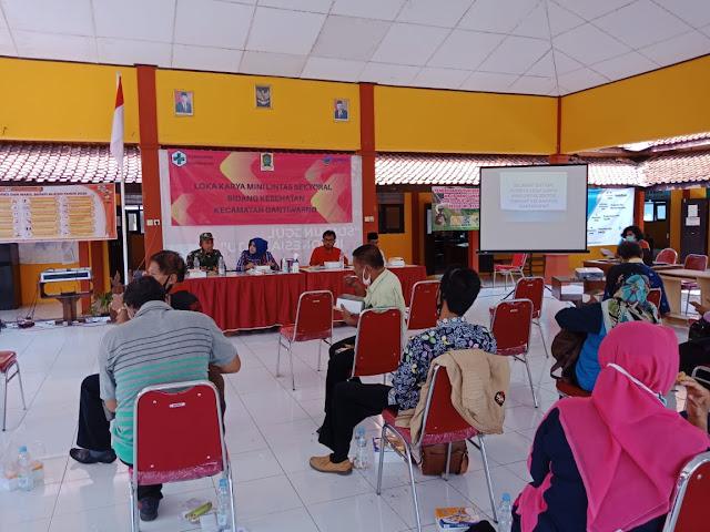 Loka Karya Lintas Sektoral Di Gantiwarno