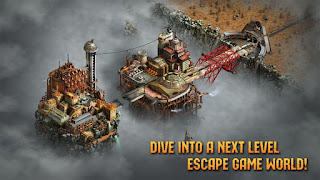 Download game  Escape Machine City