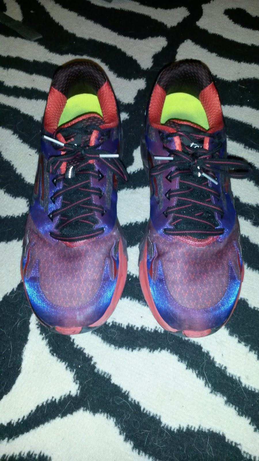 Excessive Wear To Running Shoe Heel Collar