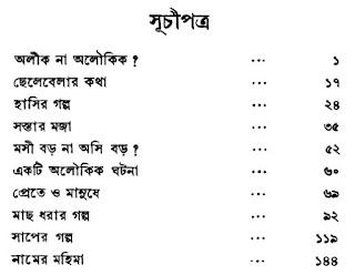 Aaro Bichitra Kahani content
