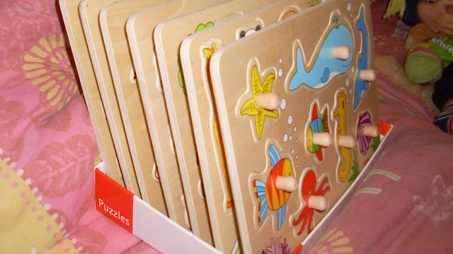puzzles pour jeune enfants
