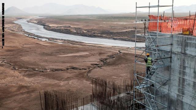 إثيوبيا توضح سبب فشل المحادثات مع مصر حول سد النهضة