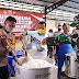 Tim Gugus Tugas Buka Dapur Umum Untuk Berbuka Puasa Bagi Masyarakat batang Terdampak Pandemi Covid-19