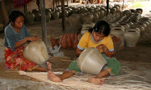 tempat wisata tradisional di lombok