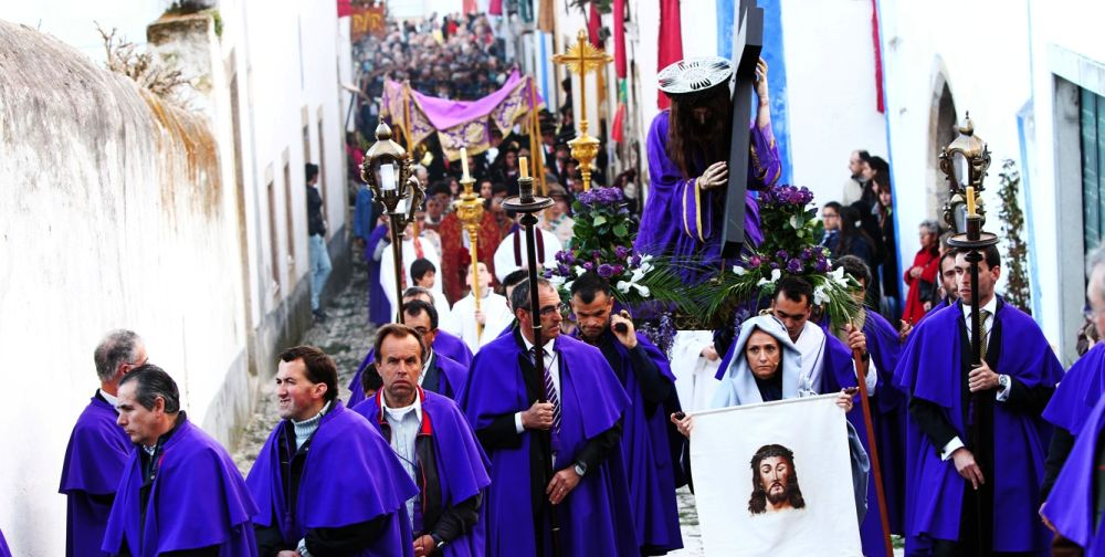 Holy week Celebrations