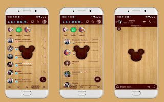 Mickey Theme For YOWhatsApp & Fouad WhatsApp By Leidiane