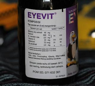 Eyevit sirup