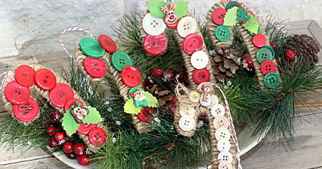Christmas in July with Buttons Galore & More