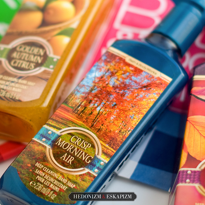 Bath and Body Works Crisp Morning Air