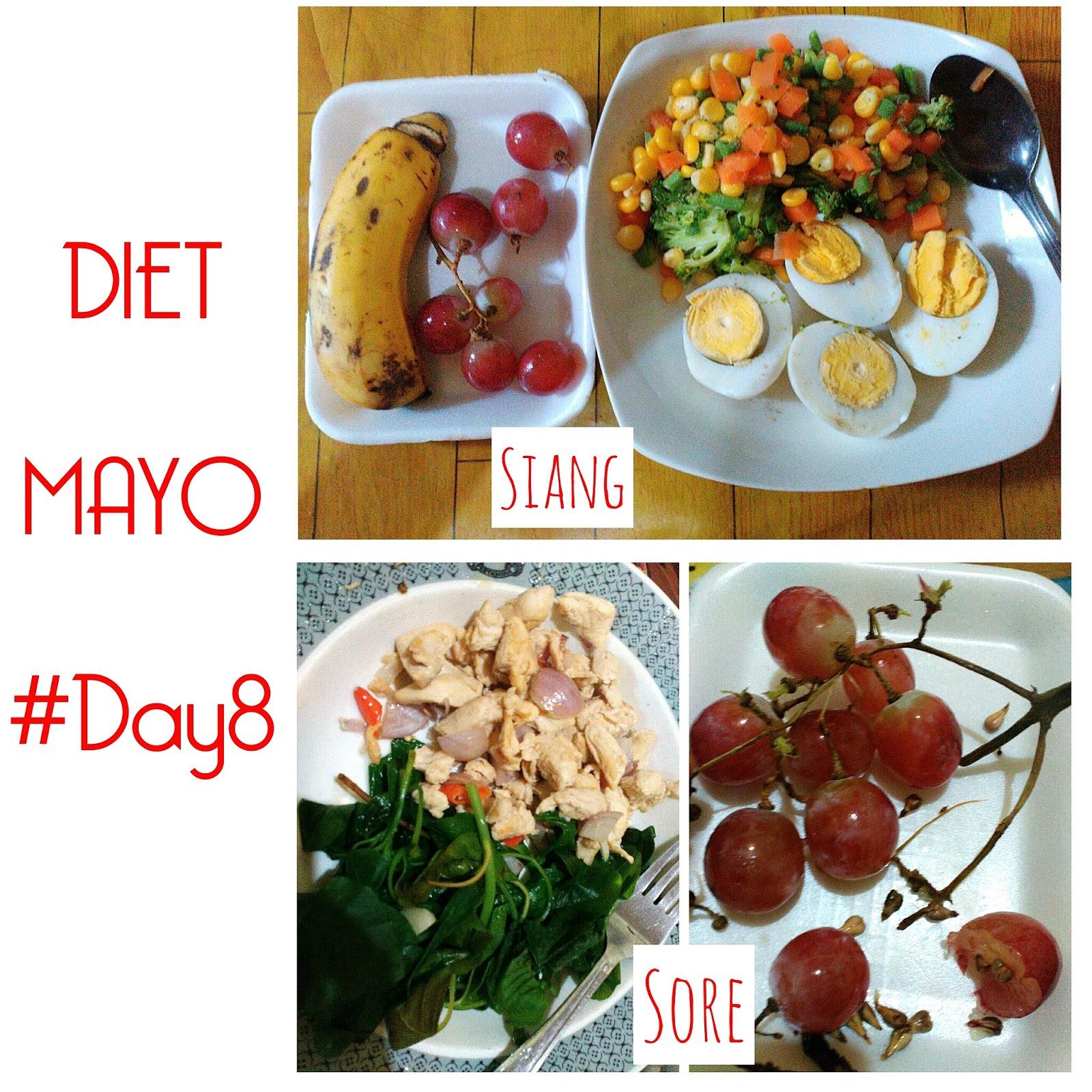 Pengalaman Diet Mayo Sehat, Turun 5Kg dalam 14 Hari
