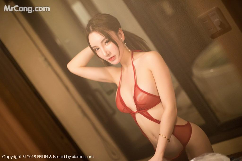 Image IMISS-Vol.238-Zhou-Yuxi-MrCong.com-001 in post IMISS Vol.238: Người mẫu Zhou Yuxi (周于希) (38 ảnh)