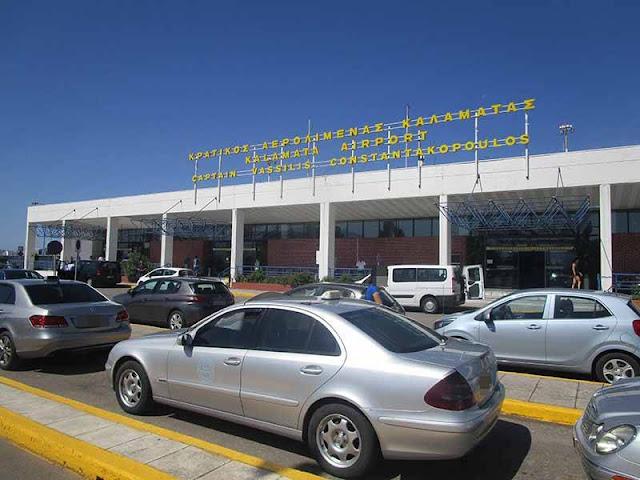 Το Περιφερειακό Συμβούλιο υπερψήφισε ομόφωνα την πρόταση Τατούλη για την προμίσθωση των ταξί στο αεροδρόμιο της Καλαμάτας