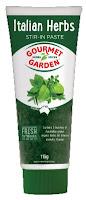 Gourmet Garden Italian Herbs Paste
