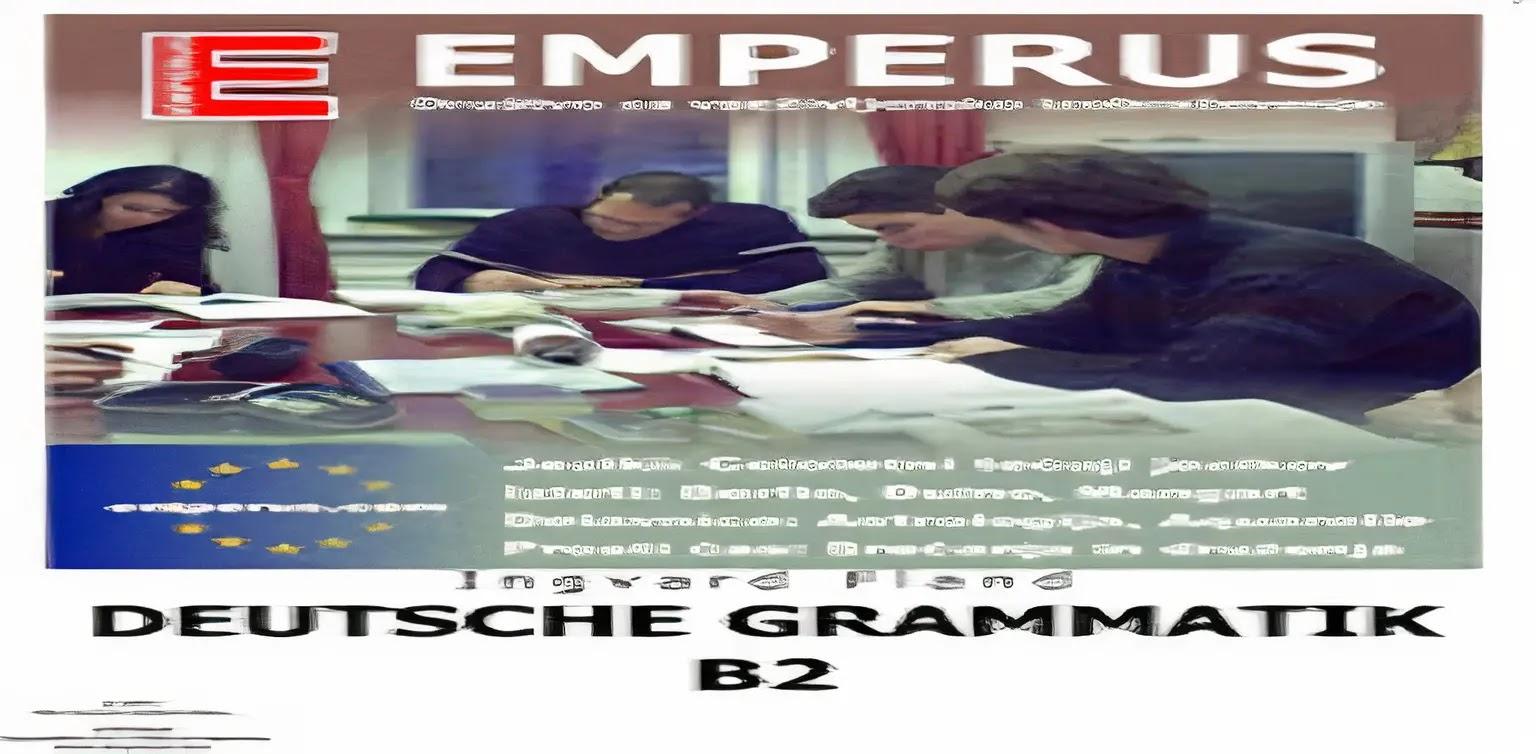 Free German Books: Deutsch Grammatik B2 Ingvard Fland