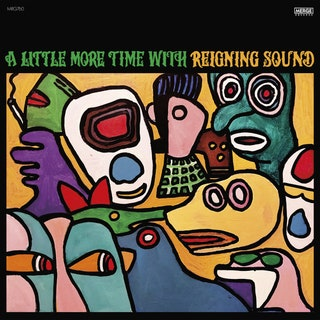 Reigning Sound - A Little More Time With Reigning Sound Music Album Reviews