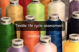 Study about textile life cycle assessment