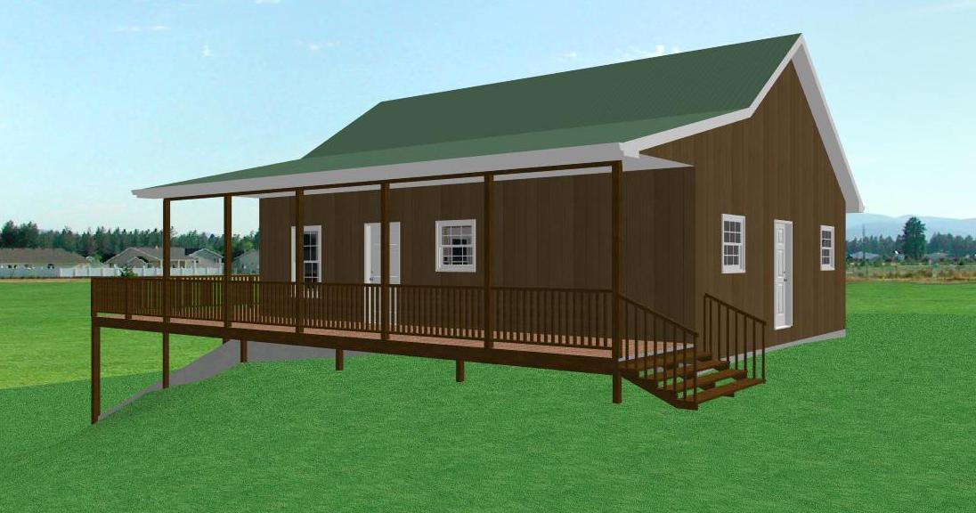 Descargar planos de casas y viviendas gratis fotos de for Viviendas en madera