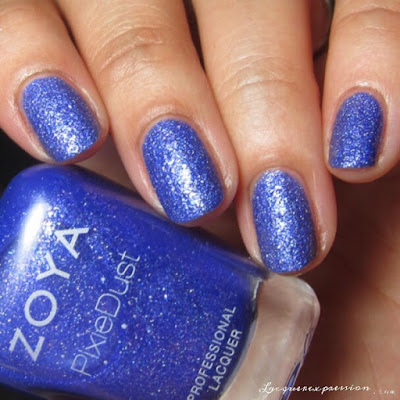 nail polish swatch of Alice from Zoya's enchanted collection