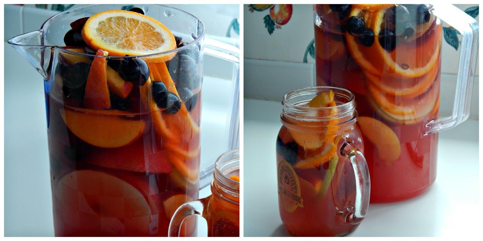 Kandys Kitchen Kreations Mixed Berry Sangria