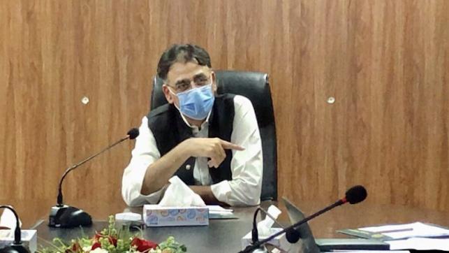 COVID19 in PAkistan