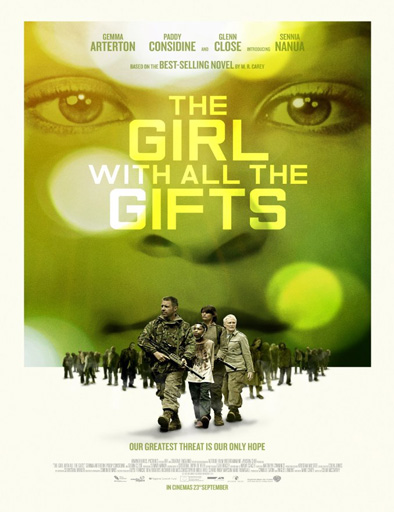 Ver The Girl with All the Gifts (2016) Online
