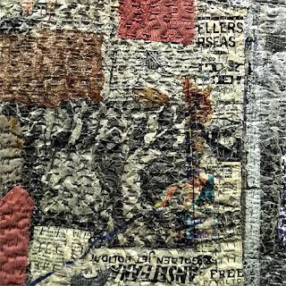 Sea Wall Secheron Bay quilt: QuiltBee