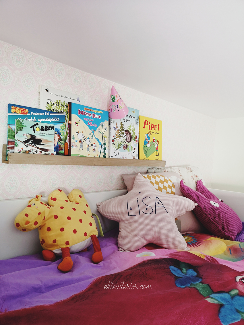 Glimrende EKTE INTERIØR: Ideer til barnerommet MN-25