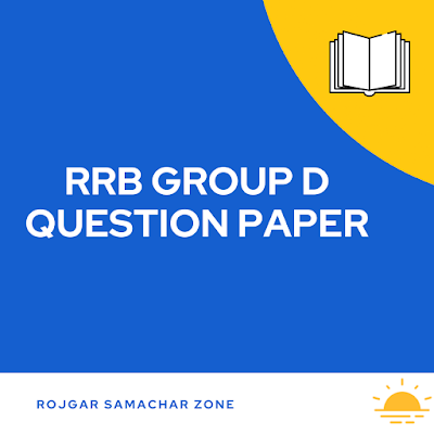 rrb group d previous year question papers