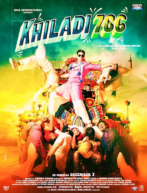 Khiladi 786 Movie Details And Posters Of Asin And Akshay