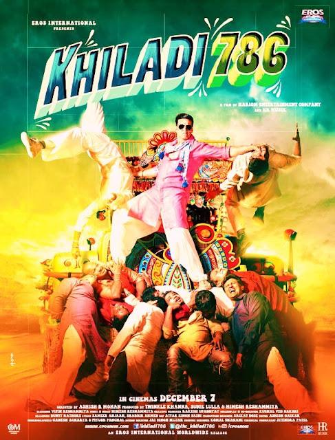 Ak Tha Khiladi Moovi Hindi: Khiladi 786 Movie Details And Posters Of Asin And Akshay