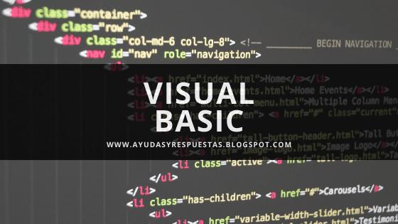 VISUAL BASIC ACT 12 LECCION EVALUATIVA 3