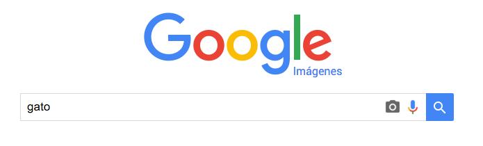 google pagina imagenes