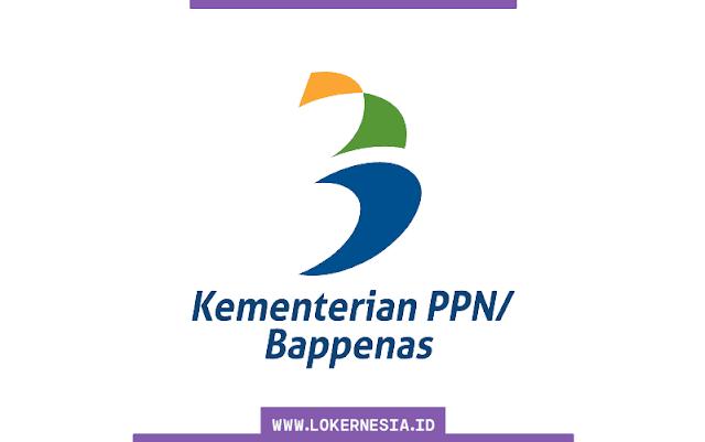 Lowongan Kerja Kementerian Perencanaan Pembangunan Nasional RI Februari 2021