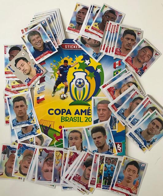 Figurine Copa America 2019 3 Reyes