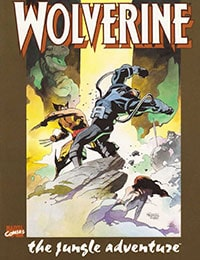 Wolverine • The Jungle Adventure