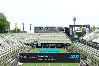 Mercedes Cup ATP 250 Stuttgart Eutelsat 7A/7B Biss Key 14 June 2019