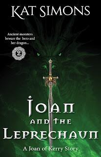 Cover Art Joan and the Leprechaun