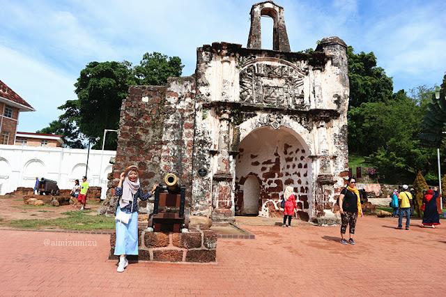 Benteng di Melaka